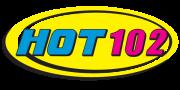 Hot 102 logo png