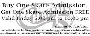 Skate Coupon