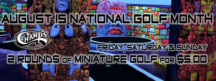 National-Golf-Month